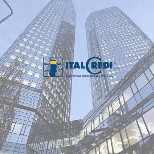 Clienti del settore finanziario: Italcredi Spa