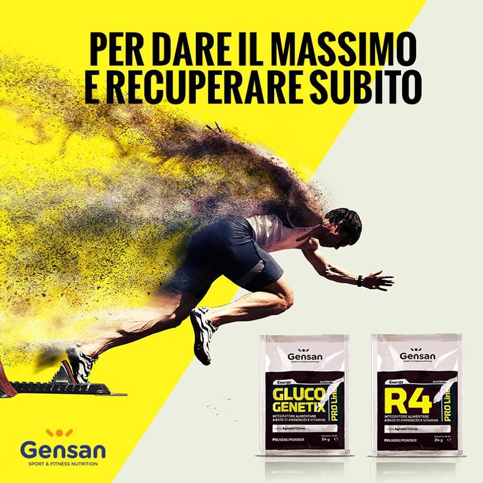 La Campagna Social che ha lanciato due nuovi prodotti Gensan