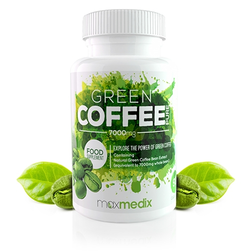 Il nuovo packaging per Green Coffee Pure